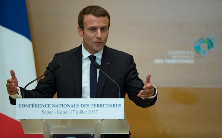 ΔΝΤ: Φιλόδοξες και »γενναίες» οι μεταρρυθμίσεις Μακρόν | Newsit.gr