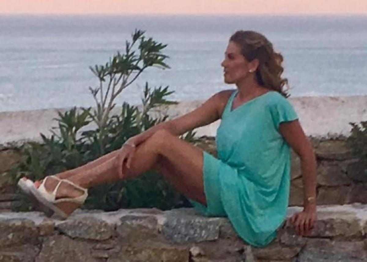 Ευγενία Μανωλίδου: Η εκπληκτική θέα από το ξενοδοχείο της στη Ρόδο! Βίντεο | Newsit.gr