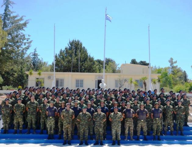 Γιατί ο Αντιστράτηγος Νικόλαος Μανωλάκος επισκέφτηκε την  Περιοχή ευθύνης της 95 ΑΔΤΕ   Newsit.gr