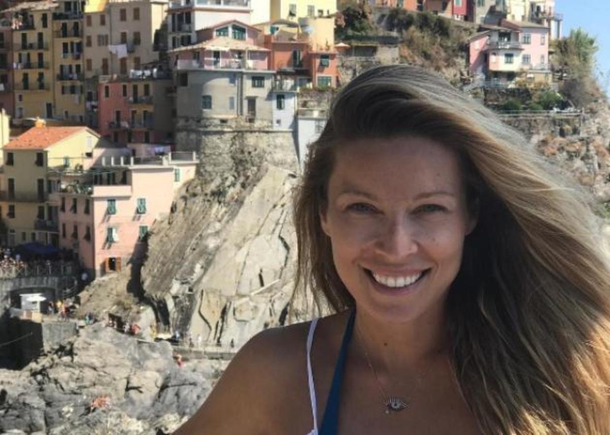 Μαριέττα Χρουσαλά: Μαγευτικές διακοπές στην Ιταλική Ριβιέρα! [pics,vid] | Newsit.gr