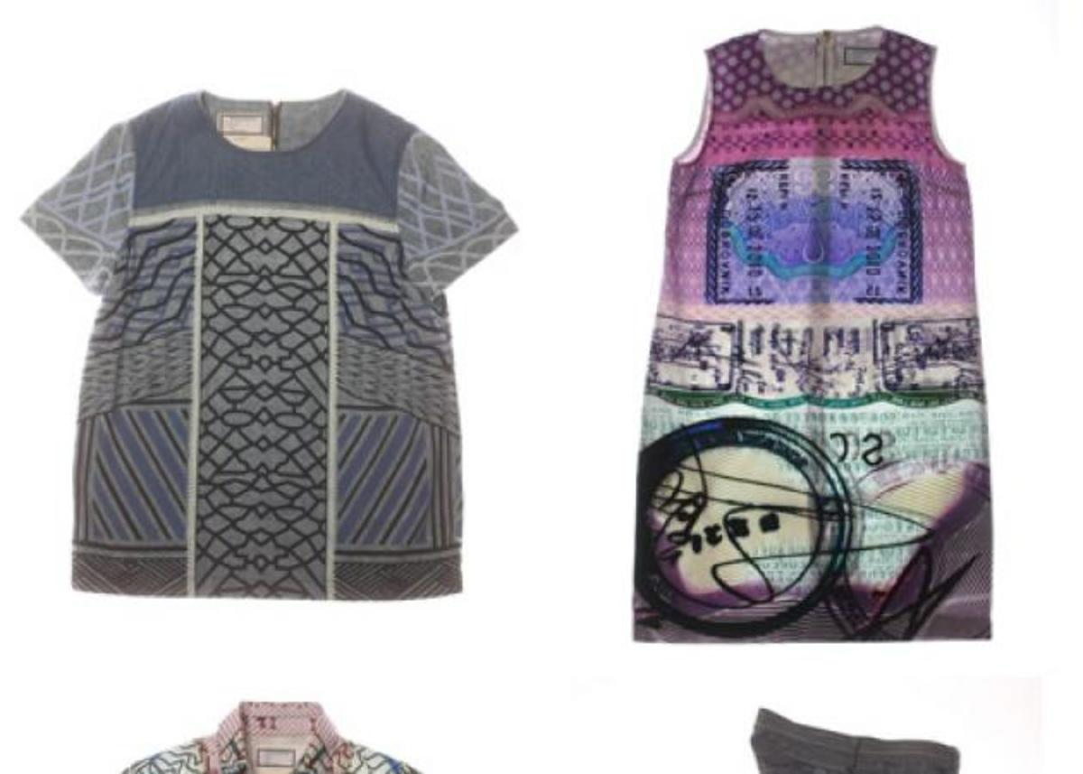 H Mary Katrantzou συνεργάζεται με Current/Elliott για μια σειρά γεμάτη prints! | Newsit.gr