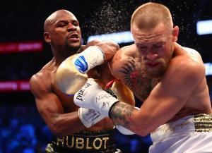 Ο Mayweather «έλιωσε» τον McGregor και… νίκησε τον Ρόκι! [pics, vids]