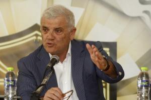 Μελισσανίδης στον αγιασμό της ΑΕΚ: «Έχουμε την καλύτερη ομάδα»