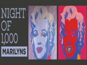 «Νύχτα με τις 1.000 Μέριλιν» στο ίδρυμα Γουόρχολ!