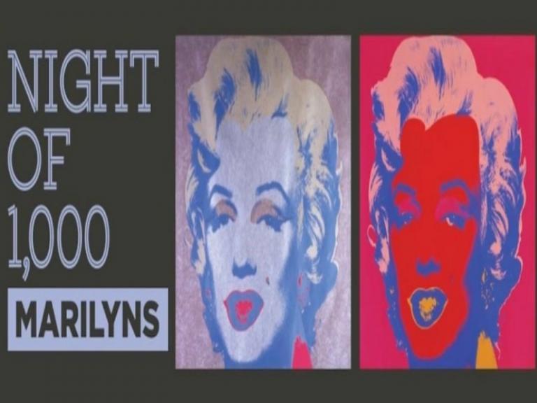 «Νύχτα με τις 1.000 Μέριλιν» στο ίδρυμα Γουόρχολ! | Newsit.gr