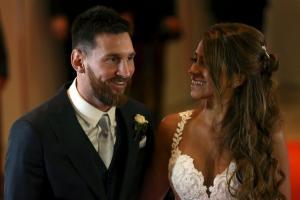 """Ξεσάλωσε στον γάμο του ο Μέσι! Ο """"τρελός"""" χορός του Αργεντινού [vids]"""