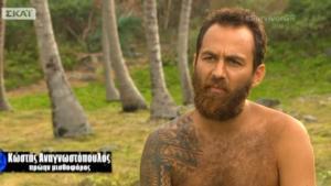 Ο μισθοφόρος μιλάει για τη σοκαριστική στιγμή που βγήκε το γόνατό του σε αγώνισμα του Survivor!