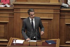 Αναβλήθηκε μετά από αίτημα Μητσοτάκη η συζήτηση στη Βουλή