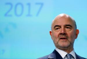 Μοσκοβισί: Λιγότερο σημαντική βοήθεια του ΔΝΤ στην Ελλάδα απ' ότι της Ευρώπης