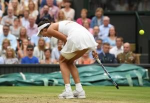 Wimbledon: Το… σήκωσε η Μουγκουρούθα! «Καθάρισε» εύκολα τη Βένους Γουίλιαμς