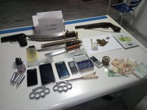 Εύβοια: Μετέφεραν κοκαΐνη και χασίς με το πλοίο της γραμμής