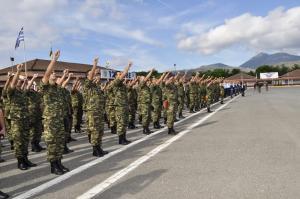 Κατάταξη στο Στρατό Ξηράς με την 2017 Ε/ΕΣΣΟ – Ποιοι πρέπει να παρουσιαστούν