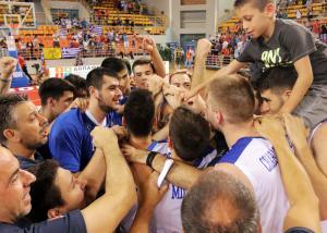 Εθνική Νέων Ανδρών: Τελευταία προπόνηση και τώρα Ισπανία [vid]