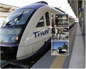 Καλορίζικοι! Εγκαίνια στους νέους σταθμούς Αθηνών και Ζεφυρίου! Σύνδεση με μετρό και σχέδια υπογειοποίησης!
