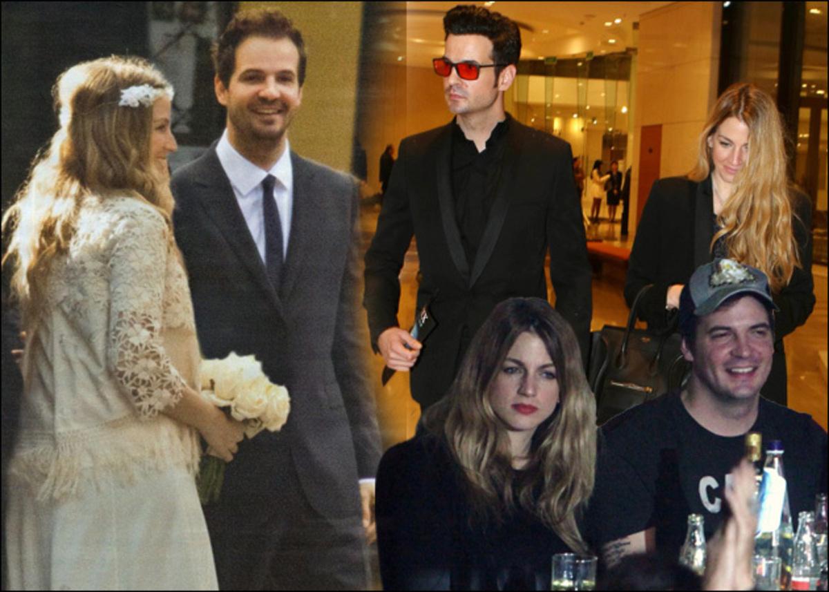 Νίνο – Χρυσή Βαρδινογιάννη: Το love story, τα δυο παιδιά και το βελούδινο διαζύγιο! | Newsit.gr