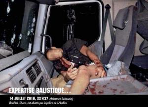 Επίθεση στη Νίκαια: Οργή στη Γαλλία για τις σκληρές φωτογραφίες που δημοσίευσε το Paris Match