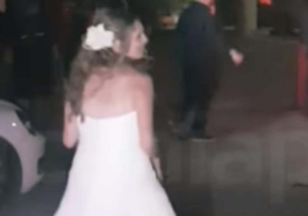 Τρίπολη: Επικό σύνθημα στη νύφη μπροστά στον γαμπρό – Ο γάμος που έγινε θέμα συζήτησης!