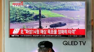 Τρόμος για τον πύραυλο του Κιμ – Μπορεί να φέρει πυρηνική κεφαλή!
