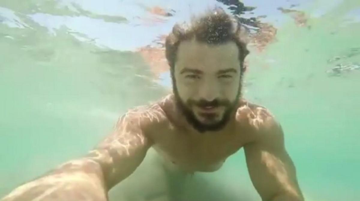 Το «καυτό» βίντεο του Ντάνου! Απερίγραπτο το θέαμα στην πρώτη του διαφήμιση… | Newsit.gr