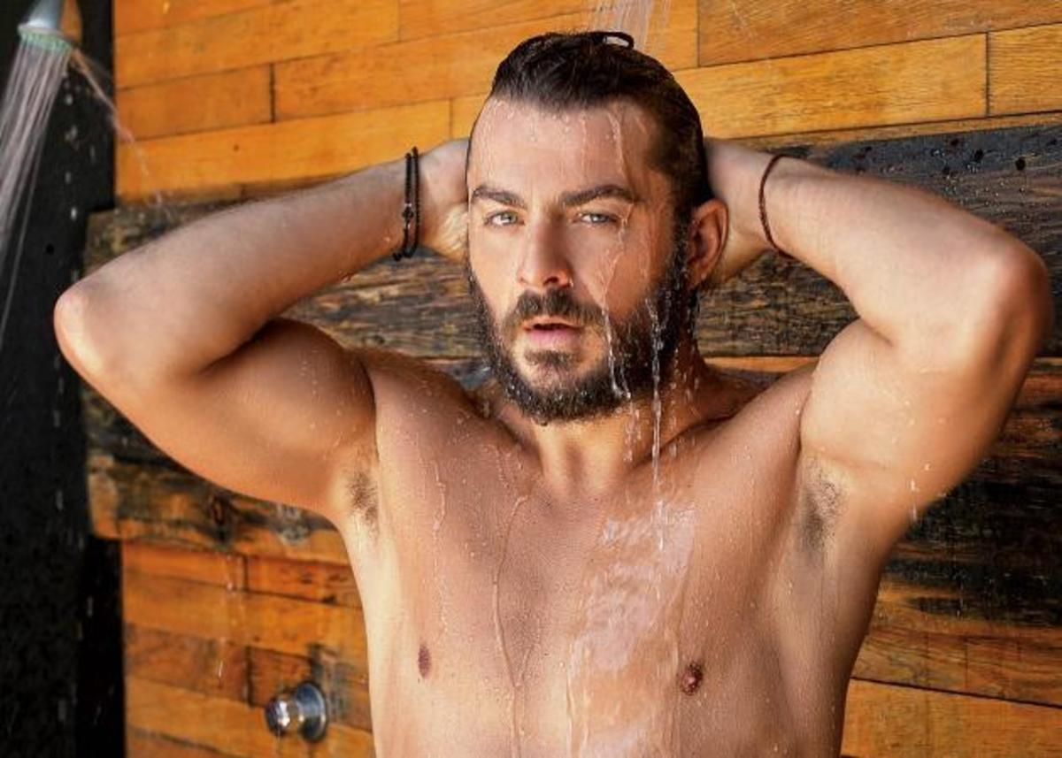 Γιώργος Αγγελόπουλος: Η σέξι του φωτογράφιση και η αποκάλυψη για τις γυναίκες! [pics]   Newsit.gr