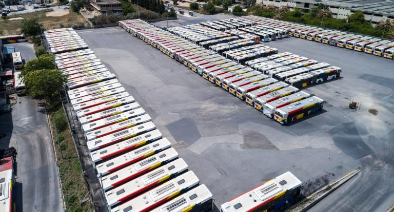 """""""Πόλεμος"""" Σπίρτζη – ΝΔ για τον ΟΑΣΘ – """"Δεν θέλουν δωρεάν μετακίνηση των ανέργων""""   Newsit.gr"""