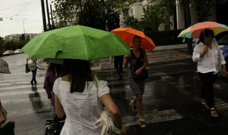 Καιρός: Βροχές, καταιγίδες, βελτίωση από το απόγευμα, καλοκαίρι από… αύριο | Newsit.gr