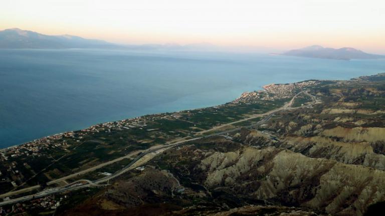 Κυκλοφοριακές ρυθμίσεις στην Εθνική Οδό Κορίνθου – Πατρών | Newsit.gr