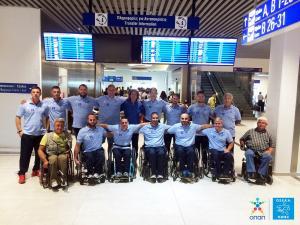 ΟΠΑΠ: «Καλή επιτυχία» στην Εθνική Ομάδα μπάσκετ με αμαξίδιο