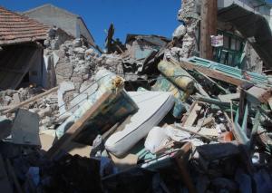 Λέσβος: 1.115 κτίσματα κρίθηκαν μη κατοικήσιμα μετά το σεισμό