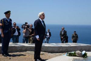 Δεν έμειναν αναπάντητες οι τουρκικές προκλήσεις – Μολών Λαβέ η απάντηση του Προέδρου της Δημοκρατίας