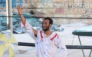 Ισραήλ: Ελεύθερος ο Παλαιστίνιος κλόουν που φυλακίστηκε για 20 μήνες χωρίς κατηγορίες