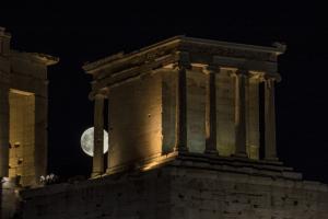 Οι αρχαιολογικοί χώροι γιορτάζουν την Αυγουστιάτικη Πανσέληνο