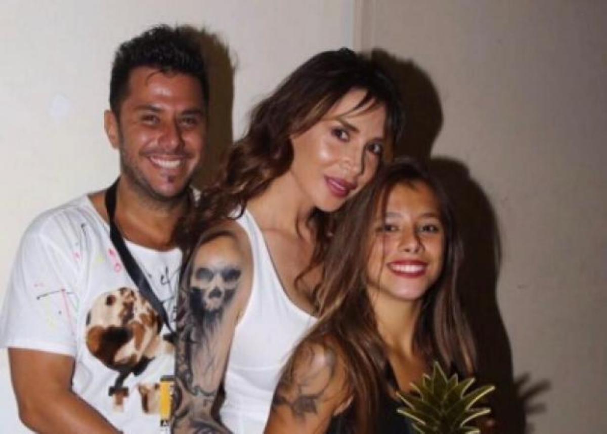 Πάολα: Γιόρτασε τα γενέθλια του πρώην συζύγου της με την κόρη και την μητέρα της! Φωτογραφία | Newsit.gr