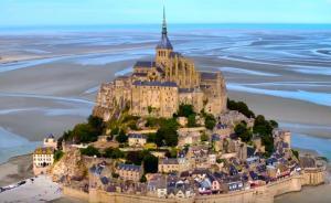Mont Saint-Michel: Εκεί που ο χρόνος έχει σταματήσει [vid]