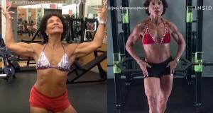 Bodybuilder ετών 71 – Μοιάζει δεκαετίες νεότερη!