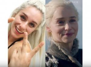 Η bodybuilder που μοιάζει με την Daenerys από το Game of Thrones
