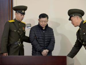 Βόρεια Κορέα: Αποφυλακίστηκε Καναδός πάστορας που είχε καταδικαστεί σε ισόβια καταναγκαστικά έργα