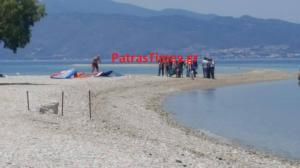 Θρίλερ με το πτώμα άνδρα που βρέθηκε σε παραλία της Πάτρας [vid]