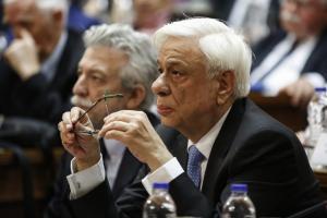 Ζάκυνθος: Πάνω από τα καμένα «πέταξαν» Κοντονής – Παυλόπουλος – «Είδαμε το αποτέλεσμα των εγκληματικών ενεργειών»