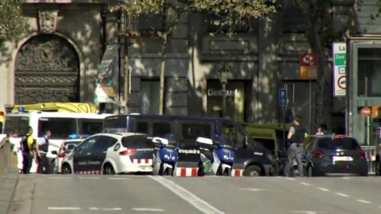 Βαρκελώνη – Τρομοκρατική επίθεση: Τρεις Έλληνες ανάμεσα στους τραυματίες | Newsit.gr