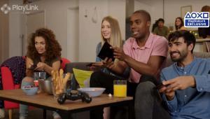 Playlink: Η Sony κάνει τα smartphones χειριστήρια για το Playstation