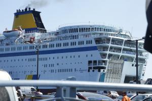 «Καπετάνιος» από κούνια «ανάγκασε» το πλοίο να αλλάξει ρότα!