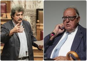 """Σκοτωμός! Πάγκαλος: """"Μ@λ@κ@ς ο Τσίπρας""""! Πολάκης: """"Παχύδερμο του εκσυγχρονισμού…"""" [vid]"""