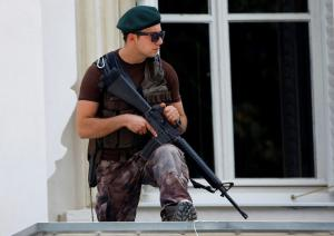 Ισλαμιστής έσφαξε αστυνομικό στην Τουρκία