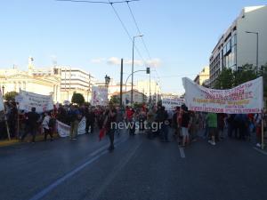 Ηριάννα: Νέα πορεία διαμαρτυρίας – Προσοχή! Κλειστό το κέντρο [pics]