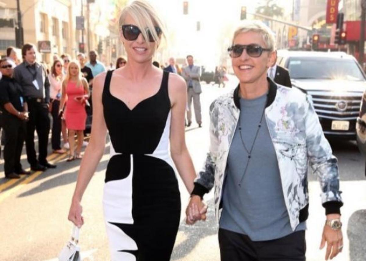 Ellen DeGeneres: Κλείνει εννέα χρόνια γάμου με την γυναίκα της και ανέβασε το πιο γλυκό μήνυμα! [pics] | Newsit.gr