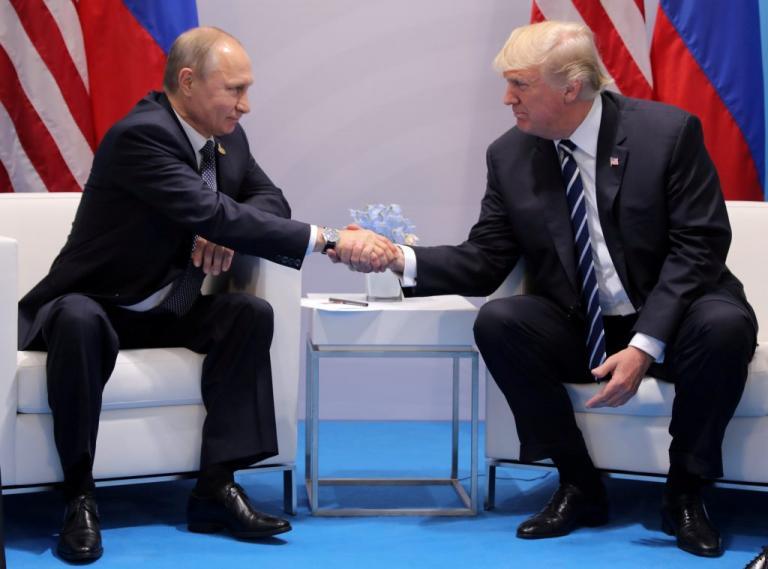 «Επίθεση φιλίας» Πούτιν σε Τραμπ: Θα τον σέβεστε   Newsit.gr