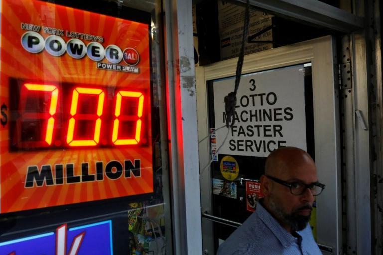 Powerball: Ένας τυχερός! Θα πάρει 758,7 εκατ. | Newsit.gr