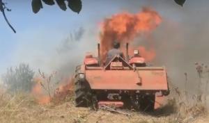 Φωτιές στην Πρέβεζα: Νέα μέτωπα σε Αρχάγγελο και Νέα Σαμψούντα [vid]