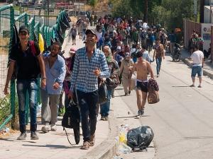 Πάνω από 18.500 πρόσφυγες έφυγαν από την Ελλάδα για χώρες της Ε.Ε